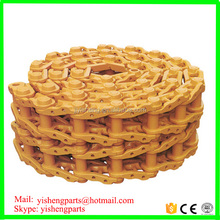 Crawler bulldozer D7G track chain assembly