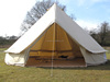 canvas bell tent 6X6m family tent camping tent
