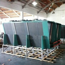 industrial air cooled condensing unit price