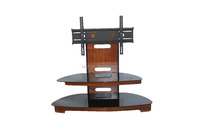 new model tv stand tv lcd wooden cabinet designs / plasma tv stand TW054