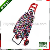 Reusable Shopping Bags Supermarket Shopping Trolley
