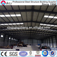 low cost steel warehouse building plans/warehouse construction costs in China