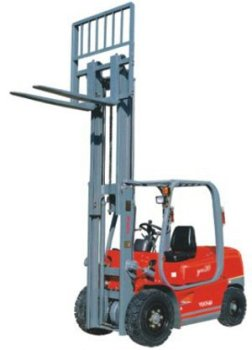 Yuchai Forklifts For Europe