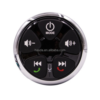 Bluetooth wireless speaker hands free audio control for driving car yacht motorcycle golf cart atv utv