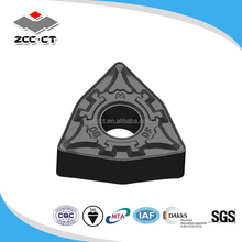 ZCCCT WNMG CNC inserts for steel, cutting tools for steel machining