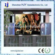 P16 outdoor led display for advertising show pixels 16mm
