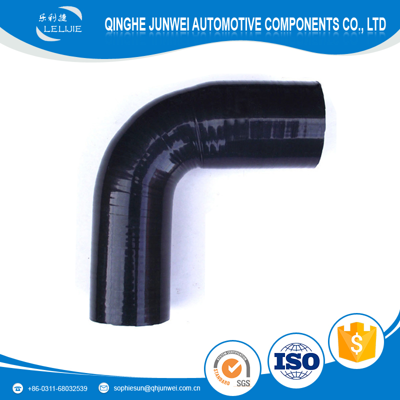 90 degree reducing elbow silicone radiator hose 1496238 4M51-6K863-BE