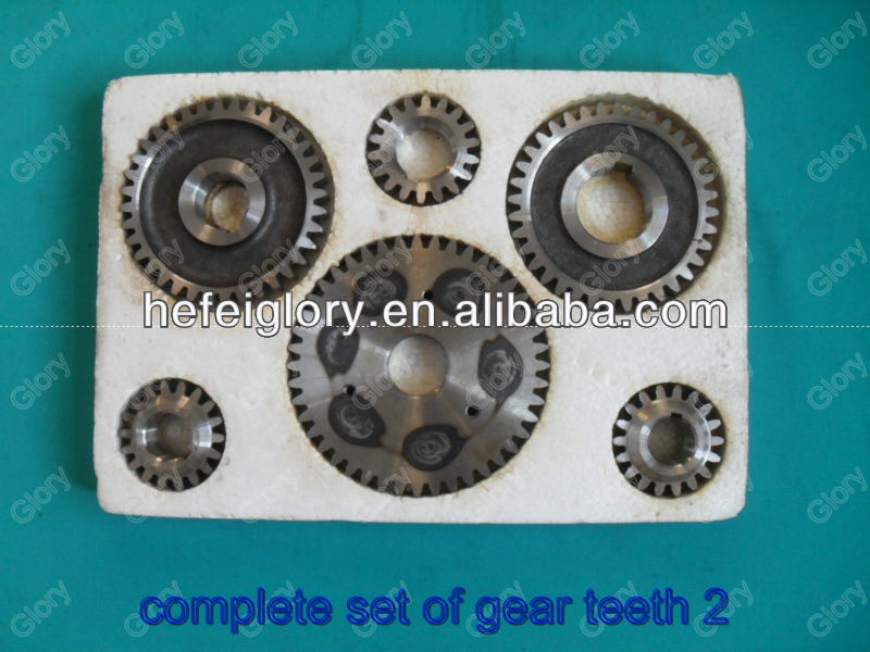 s195, s1115 diesel engine gear