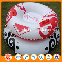 Inflatable Snow Tube Sled for children and adult