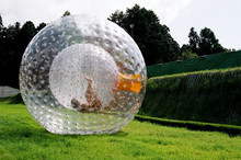 Inflatable cheap zorb ball for free shipping