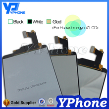 Original quality lcd screen for huawei honor 7 lcd digitizer assembly for huawei honor 7 mobile phone lcd