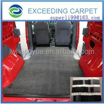 China supplier auto interior fabric for car seat backing covering