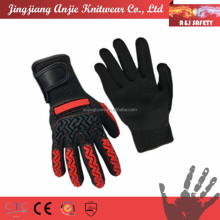 Mining and oil field safety mechanic work gloves