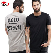 fashion clothing custom printed 180gsm t-shirt 100% cotton online shopping india