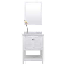 cheap commercial solid wood bathroom vanity with tops and sinks for sale