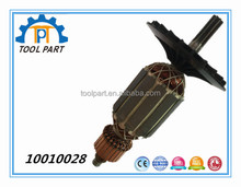 10010028Power Tool Armature/ Rotor for 20# INTERSKOL D1050