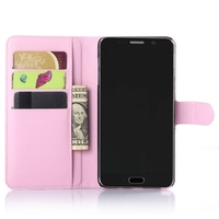 Low price hot selling for samsung note 5 leather cover