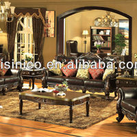 Classical Hand Carved Living Home Furniture