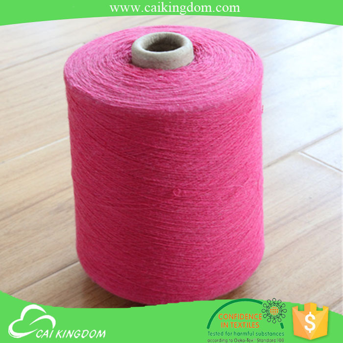 4s to 32s cotton knitting yarn for socks made from New advanced machine conical cone NO HAZARDOUS