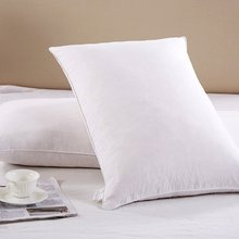 Latest Design high quality hollow fiber neck back cushion inflatable polyester pillow for home hotel hospital