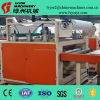 Single Side Gypsum Board PVC film Cold Lamination, Cutting Machine