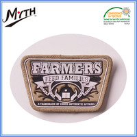 Wholesale leather patch logo snapback hats ,custom t shirt printing self adhesive leather patch,leather patch and badges