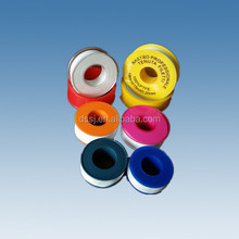 Yellow spool with cover 100% Pure PTFE Thread Seal Tape