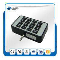Encrypted mPOS Smart Card Reader for iOS and Android System HSS506-33-P16