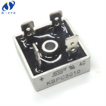 Rectifier bridge diode KBPC5010 KBPC-4 DIP-4 50A 1000V Electronic Component
