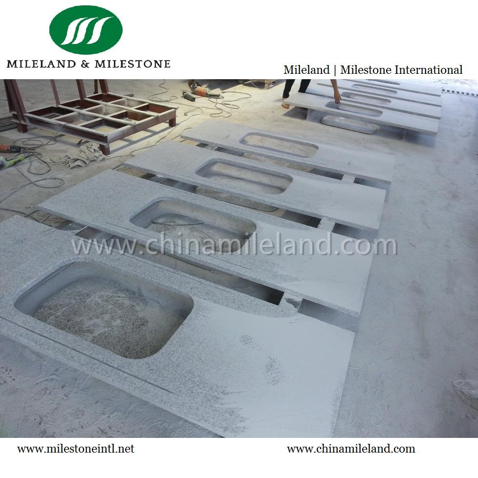 G655 Granite Kitchen Countertop, G655 Granite Kitchen Countertop ...