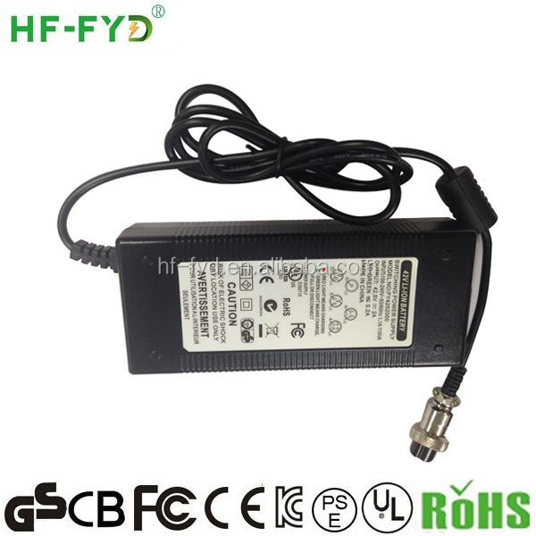 Universal 42V 2A Charger for Segway