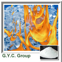 For Epoxy Resin Plastic Acrylic Rubber Eco-friendly synthetic non-halogen Flame Retardant