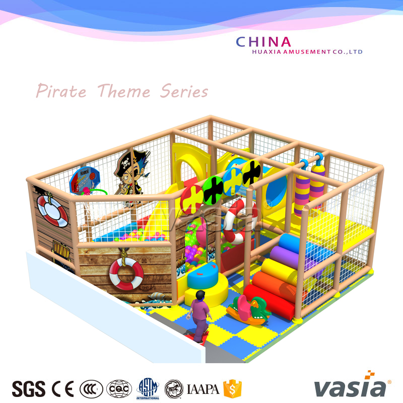 Mcdonalds children commercial used kids indoor playground equipment for sale