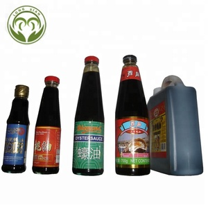 Chinese high quality natural organic oyster sauce