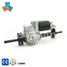 Factory direct sale battery operated passenger trike motor MT23 / high power electric motor 48v 1500w / cargo trike
