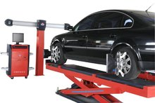 Precise wheel alignment software with CE & ISO Certificate