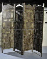 Screen partition wall for room decoration