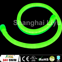 Liyu DIP IP65 waterproof iutdoor neon led flexible