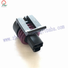 Widely used 3pin delphi pa66 female connector 12065287