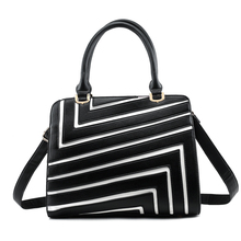 Stylish atmosphere zebea design temperament bag