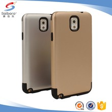 Super luxury TPU+PC for Samsung note 3 case
