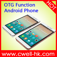 Shenzhen Mobile Phone Market Wholesale OTG 7i 5.0 Inch MTK6580 Quad Core Android 5.1 Lollipop Android Phone with USB OTG
