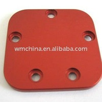 Precision CNC machining part exported to Brazil