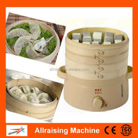 Eco-friendly Bamboo Dumpling Steamer