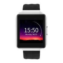 Waterproof 3G Unlocked Smart Watch Phone 5.0 MP Camera Android 1.54 Inch GPS Blk