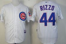 Chicago Cubs #44 Anthony Rizzo American Baseball Jerseys