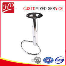 Stainless steel metal bar stool parts for sale