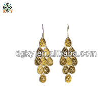2014 Hot and Fashionable Dangling Indian Traditional Earrings