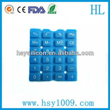 new arrival silicone rubber caculator buttons