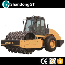 123hp Engine 14 Ton Used Vibratory Road Roller
